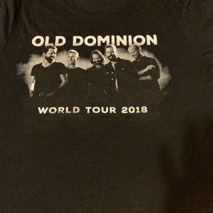 Concert T-shirt large